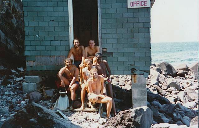 Redonda Post Office 1984