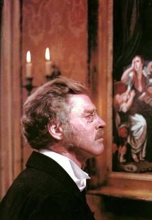 Burt Lancaster en El Gatopardo