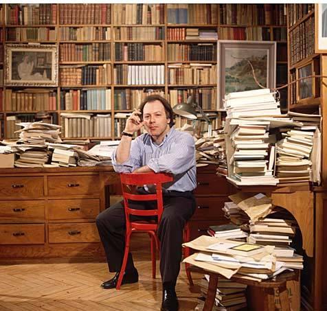 Bibliotecas de escritores | javiermariasblog