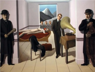R Magritte