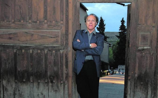 27-09-14 Segovia. Hay Festival. Javier Marías.