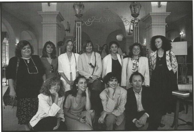 foto El Escorial, verano 1991
